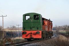 Class 03 D2182 Didbrook 27-12-08 (Andy The V) Tags: d2182 brgreen didbrook