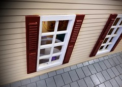 Affordable housing (MoparMadman63) Tags: precision detailed miniature model window cottage dollhouse shingles hobby inventory shop