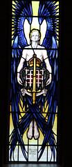 Biggin Hill, St George's RAF Chapel (AnthonyR2010) Tags: bigginhill raf museum memorial wwii aircraft kent stgeorgesrafchapel chapel church stainedglasswindow hugheaston gordonsinclair