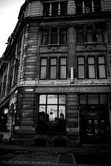 Pubs (laura.b.b.) Tags: white black architecture street ale england bar pub london