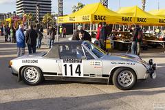 Monte-Carlo Historique 009 (Escursso) Tags: 114 1971 2019 22e 9144 barcelona barcelone catalonia catalunya cotxes fia historique montecarlo porsche vw cars classic historic motorsport racing rally rallye spain