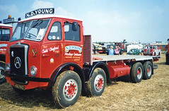 Atkinson ND Young Dorset 466 RKO (SR Photos Torksey) Tags: transport truck haulage hgv lorry lgv logistics road commercial freight traffic vehicle atkinson vintage classic young