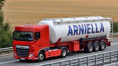 E - Arniella DAF XF 106.460 SC (BonsaiTruck) Tags: spitzer arniella daf lkw lastwagen lastzug silozug truck trucks lorry lorries camion caminhoes silo bulk citerne powdertank
