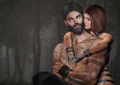 Time After Time... (Kacey Macbeths) Tags: catwa secondlife couple portrait love realevil emozione