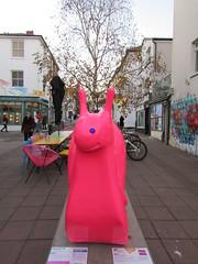 Conch (wallygrom) Tags: england sussex eastsussex brighton snailtrail sculpturetrail snailspace bemoresnail sculptures