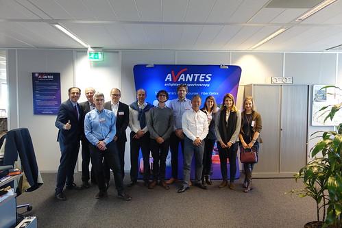 EPIC Meeting on Environmental Monitoring at Avantes (Company Tour) (4)