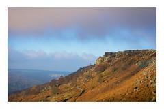 Curbar Edge (tommerchant1) Tags: curbar edge curbaredge peakdistrict nationalpark thepeakdistrict light autumnlight autumn landscape scenery outdoors britain nikon trees rocks derbyshire clouds weather