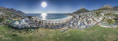 0155 Camps Bay - Cape Peninsula (Thomas Louis) Tags: westerncape southafrica za aerialphotography panorama 360degree drone campsbay cape