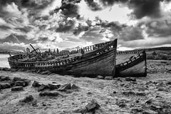 The Salen Wrecks (ejwwest) Tags: innerhebrides ulva hebrides mull scotland isalnds tobermory argyllandbute