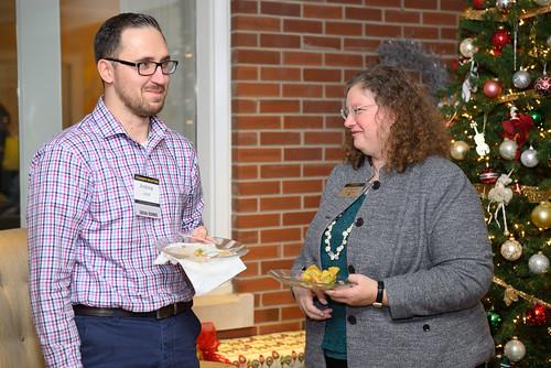 Graduate Receptions, Fall 2018