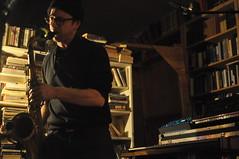 Joseph Shabason at Black Squirrel Books (Andrew Carver) Tags: blacksquirrelbooks nationalcapitalrock natcaprock live band show music josephshabason