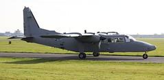 Britten-Norman BN-2T-4S Defender AL2 ZH001 Lee on Solent Airfield 2018 (SupaSmokey) Tags: brittennorman bn2t4s defender al2 zh001 lee solent airfield 2018