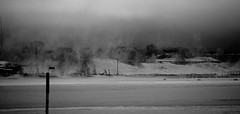 (www.ilkkajukarainen.fi) Tags: suomenlinna helsinki visit travel travelling happy life sea meri snow lumi savu savut suomi finland finlande eu europa scandinavia blackandwhite monochrome mustavalkoinen
