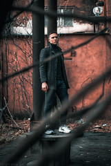 Ph : Konstantin Kolesnikov (GrigoryevaKs) Tags: gens people portrait factory usine streetstyle underground