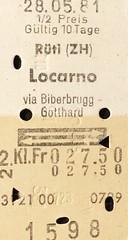 "Bahnfahrausweis Schweiz • <a style=""font-size:0.8em;"" href=""http://www.flickr.com/photos/79906204@N00/32259401568/"" target=""_blank"">View on Flickr</a>"