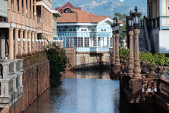 Philippines - Jewel of Asia (Kabayanmark Images) Tags: philippines architecture beach boat brick bridges buildings canals cobbled cobbles colonial historical hotel lafilipinascasas museum ocean rebuilt resort sea settlement slow spanish stone street tracks tram water wooden