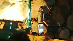 Neck'eure (Bushcraft.Eure) Tags: bushcraft knives customknives bushcraftknives handmade knife knifemaking outdoor cuteure tools tool outdoortools bushcrafttools woodworking couteau coutellerie coutelier frenchknife frenchknifemaker knifemaker bushcrafttool outdoortool eure normandie breuilpont curly birch curlybirch karelian karelianbirch green feuerhand oil lamps oillamps lampeahuile sigma sigma30mm sogma30mmf28 f28 30mm ilce6000