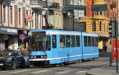 Oslo, Valkyriegata 15.06.2018 (The STB) Tags: tram tramway strassenbahn strasenbahn trikk streetcar oslo norge norway publictransport citytransport öpnv offentligtransport kollektivtrafikk ruter