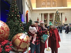 "Plaid Picture at Union Station • <a style=""font-size:0.8em;"" href=""http://www.flickr.com/photos/109120354@N07/32567902828/"" target=""_blank"">View on Flickr</a>"