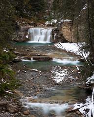 6S0A9591 (kayaker72) Tags: banffnp banffnationalpark canadianrockies albertacanada alberta banff canada waterfall waterfalls johnstoncanyon