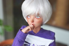 Peter (Ise-Bandit) Tags: abjd bjd asian ball joint doll dollfie resin fairyland fl minifee mnf niella peter
