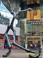 Langham Place 朗豪坊. Mong Kok, Kowloon, Hong Kong (Snuffy) Tags: langhamplace 朗豪坊 mongkok kowloon hongkong