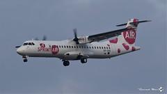 ATR 72-202, SprintAir, SP-SPE (maxguenat) Tags: avion