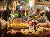 Flower Market (dmengel415) Tags: chiangmai thailand flowers shop portrait market shopkeeper night