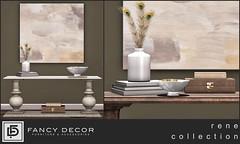 Rene Set @ TLC (fancydecorsl) Tags: tlc liaison collaborative fancy decor sl second life