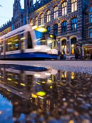 A0153145 (rpajrpaj) Tags: amsterdam city netherlands nederland nederlandvandaag bluehour thebluehour