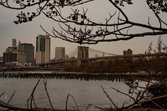 Take a peak, and tell me what you see... (cesar.toribio1218) Tags: brooklyn citystreets river naturescolors abeautifulplace beautifulcolors niceview beautifulview