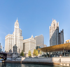 Chicago RIver DSC04648 (nianci pan) Tags: chicago illinois urban city cityscape architecture buildings river chicagoriver urbanlandscape landscape sony sonya7rii nianci pan