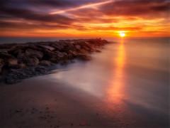 60 seconds... Moncofar. (atvjavi) Tags: atvjavi moncofar castellón comunidadvalenciana turismovalencia amanecer sunrise largaexposición longexposure olympus mar sea mediterráneo