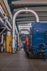Speisewasserpumpen (G_Albrecht) Tags: industrie kraftwerk maschinenhaus rwe speisewasser versorgung wasser