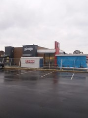 New Wendy's coming along (creed_400) Tags: wendys old fashioned hamburgers grand rapids west michigan november autumn fall new construction fast restaurant food