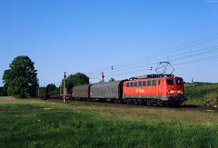 Ramelsloh (Nils Wieske) Tags: niedersachsen güterbahn db cargo güterzug baureihe 140 eisenbahn e40 zug züge railway railroad