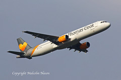 A321 G-DHJH THOMAS COOK (shanairpic) Tags: jetairliner passengerjet a321 airbusa321 shannon gdhjh