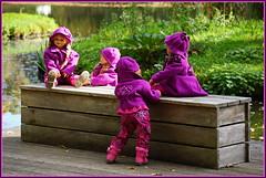 Der Tag am See ... (Kindergartenkinder 2018) Tags: schloss arcen kindergartenkinder annemoni milina sanrike tivi