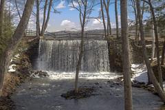 Belveder Falls 2 (Largeguy1) Tags: canon 5d mark ii landscape water falls blue sky clouds