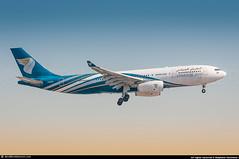 [DXB.2017] #Oman.Air #WY #Airbus #A330 #A332 #A4O-DF #awp (CHR / AeroWorldpictures Team) Tags: oman air airbus a330243 cn 1120 eng rr trent 772b60 reg a4odf cab c30y196 history aircraft first flight test fwwya built site toulouse lfbo france delivered omanair wy oma configured c20y196 reconfigured a330 a330200 a332 plane aircrafts airplane dubai dxb uae golf arab middeleast landing nikon d300s nikkor 70300vr raw lightroom aeroworldpictures chr awp 2017