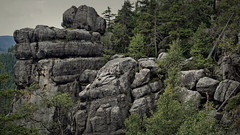 Góry Stołowe. Poland (lucjanglo) Tags: poland sudety szczeliniec europe sigma travel