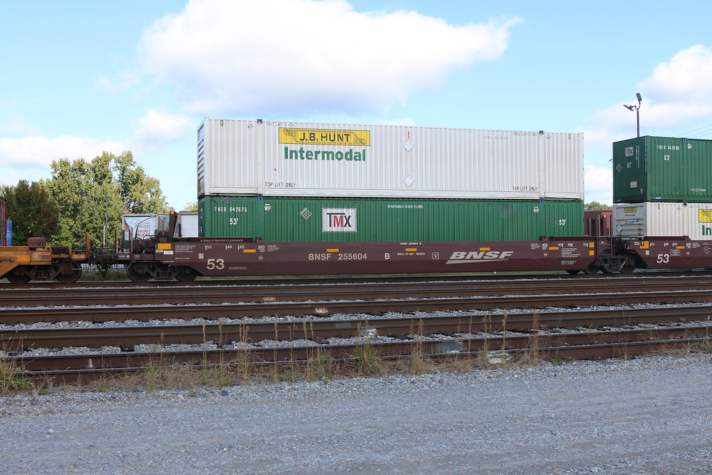 The World's Best Photos of bnsf and meridianmississippi - Flickr