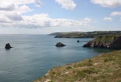 Devon Coast from Berry Head (Pentakrom) Tags: berry head devon