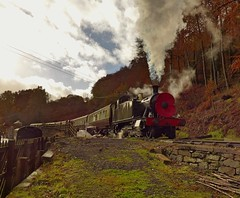 NORCHARD (mike ware) Tags: 5541 dean forest railway