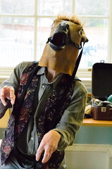 Jonathan Collings as the horse Charles II escaped on (Dave_A_2007) Tags: