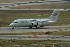 D-AHOI (mduthet) Tags: dahoi bae bae146300 eurowings aéroportdemarseilleprovence