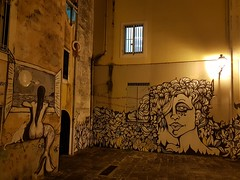 20181005_194840 (kriD1973) Tags: europe europa italia italien italie italy campania kampanien campanie salerno salerne murales mural murals streetart art painting artist artists graffiti urban