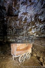 Minecraft X (ZerberuZ1) Tags: urbex urban exploration minecraft mine iron ore ledlenser canon eos 5d markii 5dmarkii manfrotto long exposure fine art photography zerberuzcom canonef1740mmf4lusm
