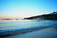 (liv72c) Tags: greece holiday view boath lindos rhodes sea