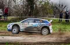 Juraj Šebalj Hyundai R5 acceleration (Dag Kirin) Tags: juraj šebalj hyundai r5 leaves rally show santa domenica 2018 shakedown